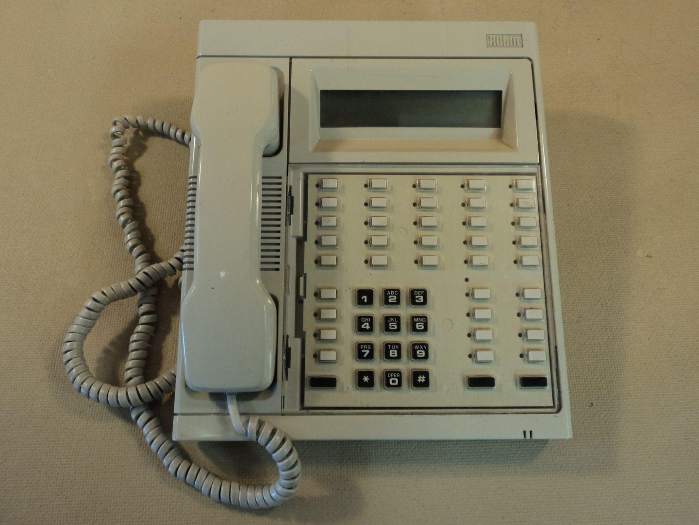 122714-714c Rolm Office Corded Digital Telephone RP400 Ver 1 photo DSC09093.jpg