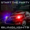 Toyota Yaris Strobe Light Kit for Head Lights