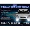 2010 2011 Kia Rio & Rio5 Xenon Fog Lights Driving Lights Fog Lights Driving Lig