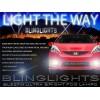 2009 2010 2011 2012 Honda Fit Sport Xenon Fog Lights Driving Lights Fog Lights