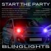 Naza Suria Strobe Police Light Kit for Head Lights Strobes Lights