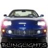 1998 1999 2000 2001 2002 2003 Ferarri 456 M GT GTA Bright White Light Bulbs for