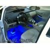 2004 2005 2006 2007 2008 2009 Toyota Prius Interior White LED Lighting Mood Acc