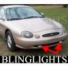 1996-1999 FORD TAURUS XENON FOG LIGHTS DRIVING LAMPS LIGHT LAMP KIT lx g gl 199