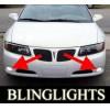 2004 2005 PONTIAC BONNEVILLE GXP XENON FOG LIGHTS DRIVING LAMPS