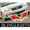 2006 2007 Chevrolet Chevy Malibu SS Xenon Fog Lights Driving Lights Fog Lights