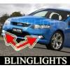 Ford FG Falcon XR Xenon Fog Light Driving Light Kit ute sedan