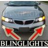 2000-2005 PONTIAC BONNEVILLE FOG LIGHTS driving lamp se sle 2001 2002 2003 2004
