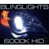 HYUNDAI SANT FE 2002-2006 HI/LO XENON HID CONVERSION KIT 2003 2004 2005