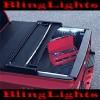 Ford Ranger Truck Bed White LED Accent Lighting Rear Cargo Tail Gate Rail Light