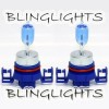 PSX24W Bright White Replacement Light Bulb Set for OEM Fog Lights Driving Light