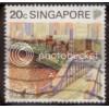 Singapore 1990 SC#569 Used