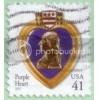USA 2007 Purple Heart SC#4146 Used