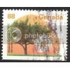 Canada 1373se Apricot Booklet Perf. 13 CV = 0.50$