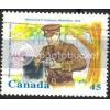Canada 1618 Winnie: 1914 CV = 0.35$