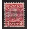 Canada 165a George V Arch 2c Red Die II CV = 0.20$