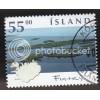 ICELAND 976 Islands - Flatey CV = 1.40$