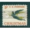 1276 5c Christmas Fine MNH Plt/4 UL 28177 Plt08721