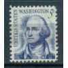 1283B 5c Washington Average Plus MNH Plt/4 LR 29323 J818