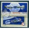 1569-1570 10c Apollo Soyuz Fine MNH Plt/12 LL 36297-302 Sht11867