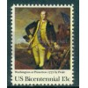 1704 13c Washington Fine MNH Plt/10 LR 37642-46 PltL11902