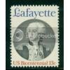 1716 13c Lafayette Fine MNH Plt/4 LR 37923 Plt06661