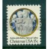 1768 15c Christmas Fine MNH Plt/20 LR 38731-36 PltL5332