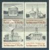 1779-1782 15c Architecture Fine MNH Plt/4 LL 39056 Plt03985