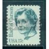1857 17c Carson Fine MNH Dry Gum Plt/4 LR 4 Plt10579