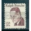 1860 20c Bunche Fine MNH Dry Gum Plt/4 UR 5 Plt10586