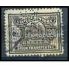 N.Y Stock Transfer 20c Used Fine WA2785