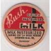 NJ Flemington Milk Bottle Cap Name/Subject: Bush Dairy~32