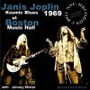 JANIS JOPLIN  LIVE IN BOSTON  12.11. 1969   LTD # CD