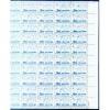 US, Scott# 1069, three cent Soo Locks Centennial sheet of 50 stamps