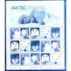 US, Scott# 3288-3292, thirty-three cent Arctic Animals sheet of 15 stamps