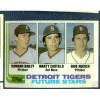 One 1982 Topps Baseball #261 Detroit Tigers Future Star