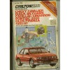 Chilton Cavalier Skylark Cimarron Repair Manual Auto