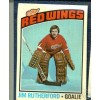 100 1976-77 Topps Hockey #88 Rutherford Red Wings 2EB2