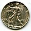 1943d Walking Liberty Half Dollar