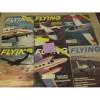 10 FLYING MAGAZINES LOT #171