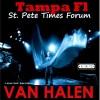 VAN HALEN LIVE TAMPA FLORIDA 2012 APRIL 14 2CD
