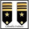 NEW US NAVY HARD Shoulder Boards FOR LT. COMMANDER Rank