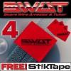 SWAT Snare Wire Arrestor & Tuner Drum Muffler Dampener
