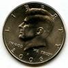 2006d Gembu Kennedy Half Dollar