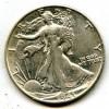 1941s Walking Liberty Half Dollar