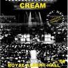 CREAM COMPLETE ROYAL ALBERT HALL 1968 LIMITED ED CD