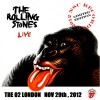 THE ROLLING STONES LIVE 02 ARENA 2012 NOVEMBER  29TH LTD 2CD