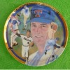 Nolan Ryan Strikeout Express Baseball Plate