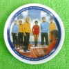 Star Trek: 1991 - Where No Man Has Gone Before Miniature Plate