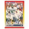 1990 score Percy Snow Rookie Card 305 - LN
